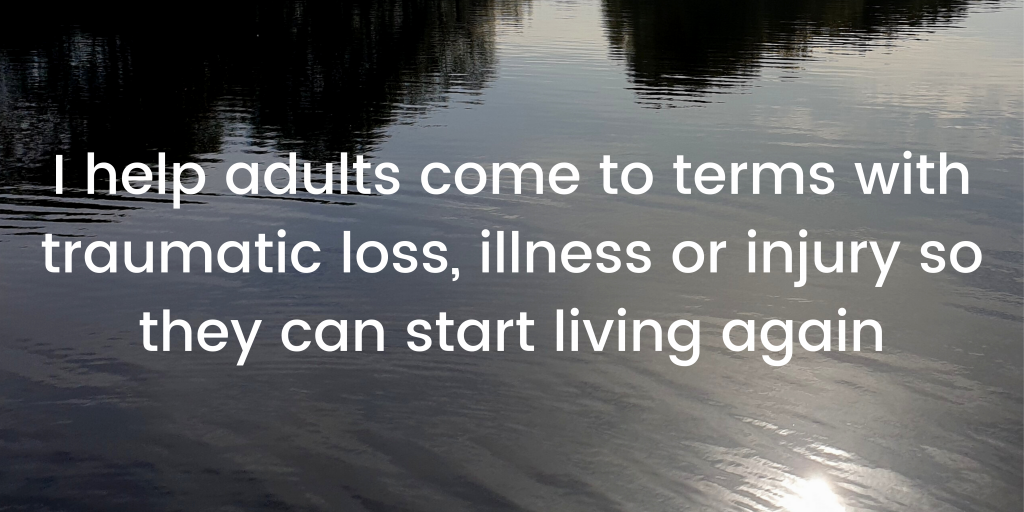 hope after traumatic loss illness or injury